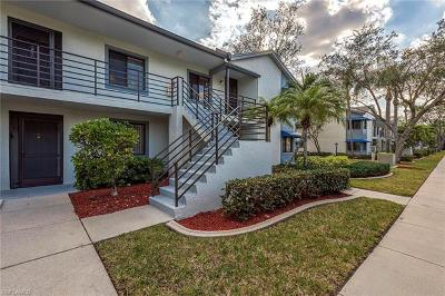 Lee County Condo/Townhouse For Sale: 12540 Cold Stream Dr #112