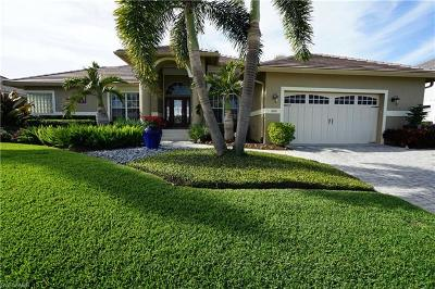 Marco Island Single Family Home Pending With Contingencies: 1551 Jamaica Ct