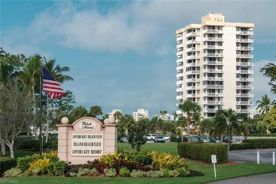 Fort Myers Beach Condo/Townhouse For Sale: 8701 Estero Blvd #206