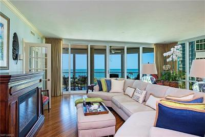 Naples Condo/Townhouse For Sale: 3971 Gulf Shore Blvd N #703