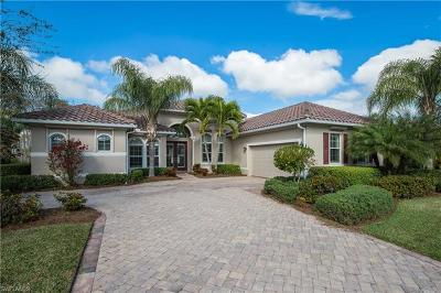 Fort Myers Single Family Home For Sale: 12932 Kingsmill Way