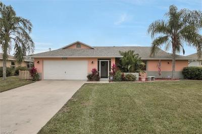 Cape Coral Single Family Home For Sale: 4205 SW 5th Pl