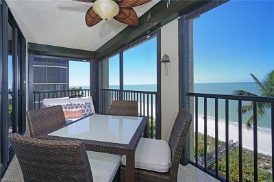 Naples Condo/Townhouse For Sale: 9715 Gulf Shore Dr #601