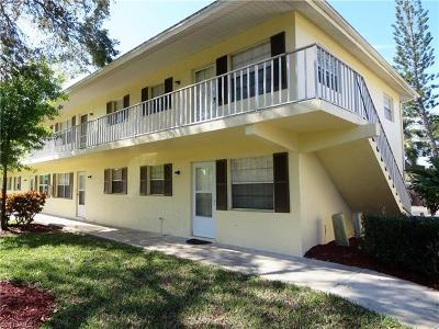 Collier County Condo/Townhouse For Sale: 3325 Airport Pulling Rd N #C4