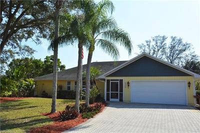 Bonita Springs Single Family Home Pending With Contingencies: 10370 Main Dr