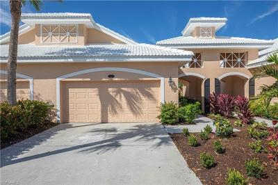 Naples Condo/Townhouse For Sale: 4533 Cardinal Cove Ln #8