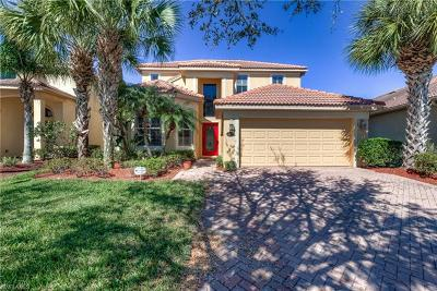 Estero Single Family Home For Sale: 20330 Ardore Ln