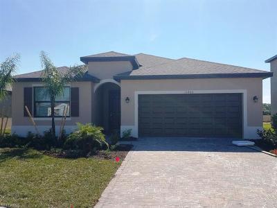 Fort Myers Single Family Home For Sale: 14360 Vindel Cir