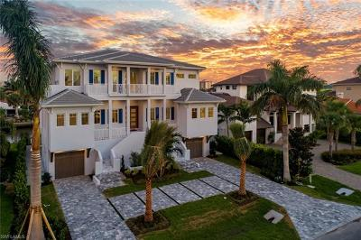Naples Single Family Home For Sale: 450 Tradewinds Ave