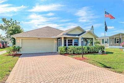 Bonita Springs Single Family Home For Sale: 26680 Landfall Pl