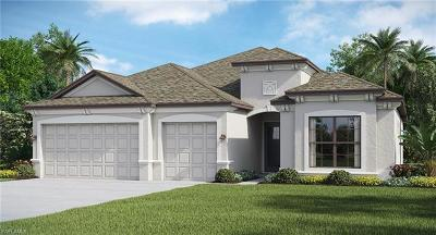 Fort Myers Single Family Home For Sale: 3132 Sedano Ct