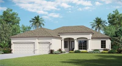 Fort Myers Single Family Home For Sale: 14238 Mindello Dr