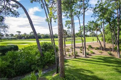 Collier County Condo/Townhouse For Sale: 109 Clubhouse Ln #296
