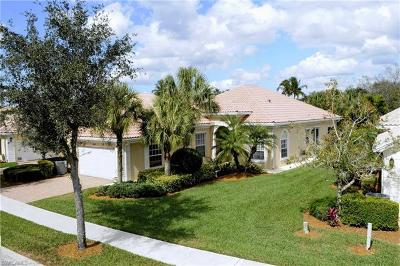 Bonita Springs Single Family Home For Sale: 14850 Donatello Ct