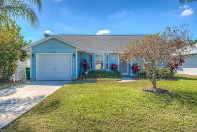 Naples Park Single Family Home Pending With Contingencies: 622 97th Ave N
