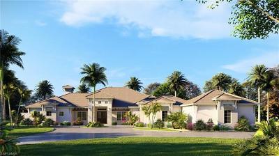 Naples FL Single Family Home For Sale: $3,667,500