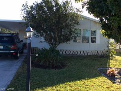 Goodland, Marco Island, Naples, Fort Myers, Lee Mobile/Manufactured For Sale: 254 Riverwood Rd