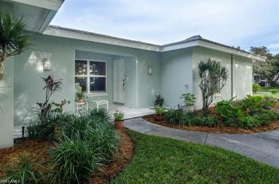 Naples Single Family Home For Sale: 721 Springline Dr