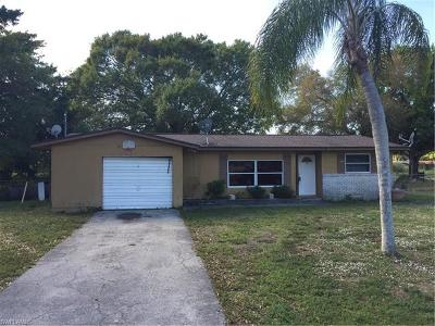 Immokalee Single Family Home Pending With Contingencies: 1007 Palm Dr