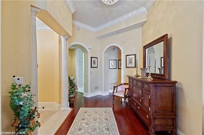 Naples Condo/Townhouse For Sale: 9275 Menaggio Ct #102