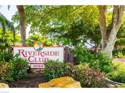 Marco Island Condo/Townhouse Pending With Contingencies: 1085 Bald Eagle Dr #A602