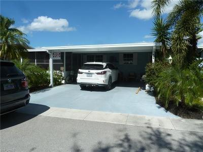Naples Mobile/Manufactured For Sale: 525 Barefoot Williams Cir