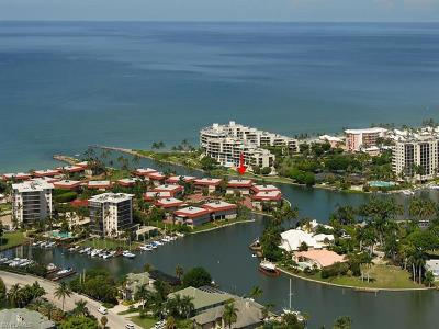 Naples Condo/Townhouse Pending With Contingencies: 2250 Gulf Shore Blvd N #M1