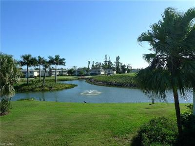 Naples Condo/Townhouse Pending With Contingencies: 221 Palm Dr #2