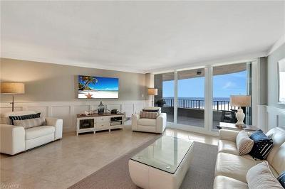 Marco Island Condo/Townhouse Pending With Contingencies: 280 S Collier Blvd #1401