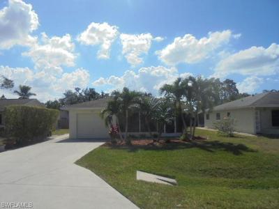 Naples Park Single Family Home For Sale: 524 101st Ave N