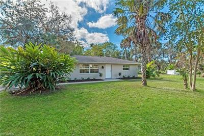 Fort Myers Single Family Home For Sale: 5091 Muddy Ln