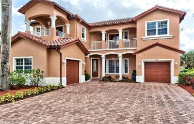 Naples Single Family Home For Sale: 1774 Sarazen Pl