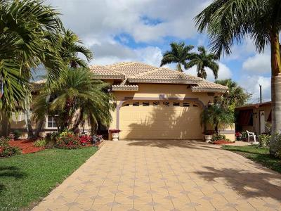 Naples Park Single Family Home Pending With Contingencies
