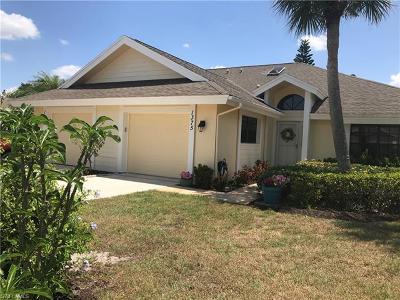 Naples Condo/Townhouse For Sale: 1375 Park Lake Dr 1375 Park Lake Dr