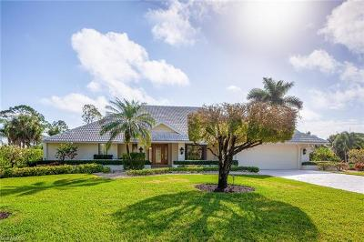 Collier County Single Family Home For Sale: 2200 Imperial Golf Course Blvd