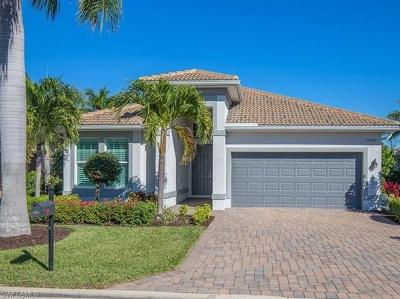 Estero Single Family Home Pending With Contingencies: 19707 Tesoro Way