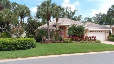 Naples Single Family Home For Sale: 539 Cormorant Cv