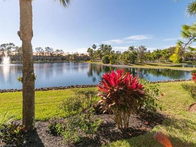 Naples, Bonita Springs, Marco Island Condo/Townhouse For Sale: 2396 Hidden Lake Dr #7