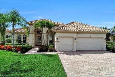 Naples Single Family Home For Sale: 9746 Nickel Ridge Cir