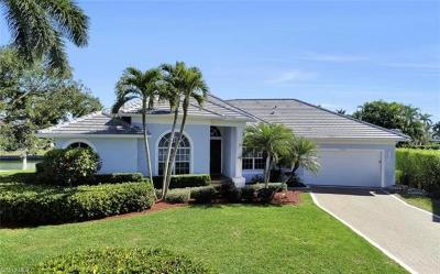 Marco Island Single Family Home For Sale: 148 Geranium Ct