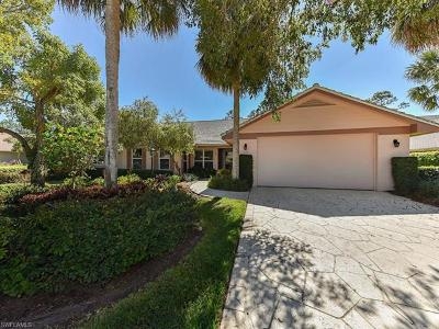 Naples Single Family Home For Sale: 179 Edgemere Way S