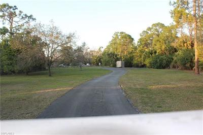 Collier County Residential Lots & Land For Sale: 1011 16th Ave SW
