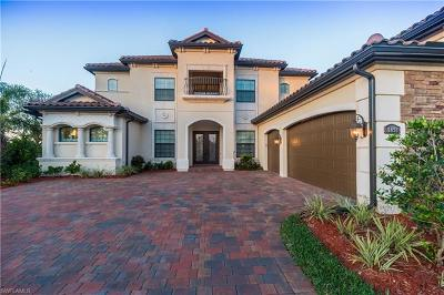 Naples Single Family Home For Sale: 9852 Corso Bello Dr