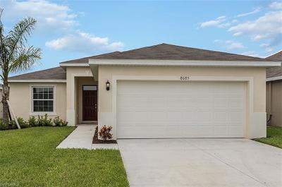 Lehigh Acres Single Family Home For Sale: 8085 Gopher Tortoise Trl