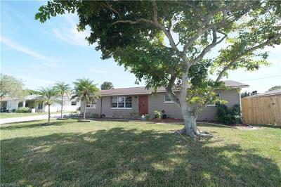 Naples Park Single Family Home For Sale: 658 103rd Ave N