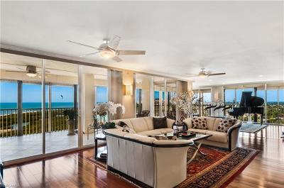 Naples FL Condo/Townhouse For Sale: $2,195,000