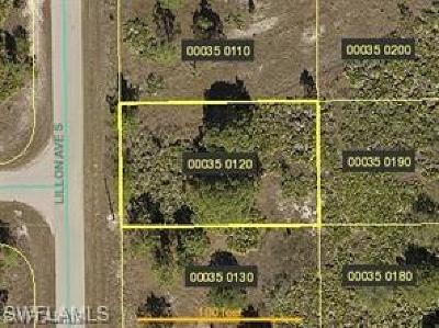 Lee County Residential Lots & Land For Sale: 393 Lillon Ave S