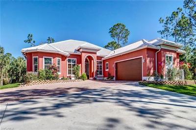 Naples, Bonita Springs Single Family Home For Sale: 670 1st St NW
