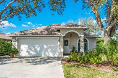 Naples Park Single Family Home For Sale: 707 96th Ave N