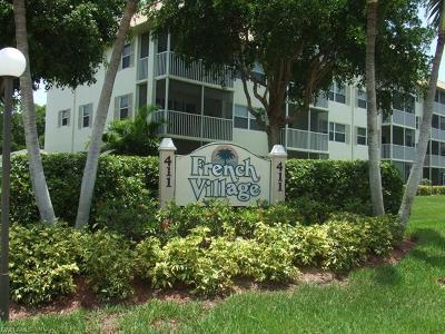 Marco Island Condo/Townhouse For Sale: 411 S Collier Blvd #101